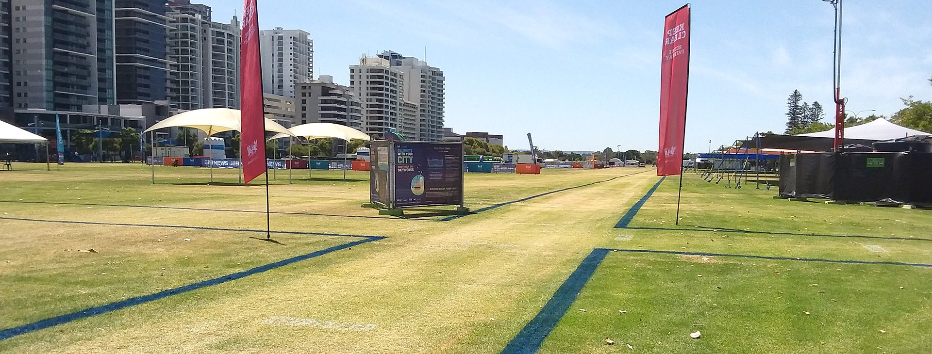 Events Line Marking